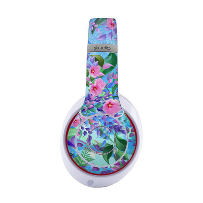 Beats by Dre Studio 2013 Skin - Lavender Flowers