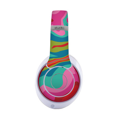 Beats by Dre Studio 2013 Skin - Marble Bright