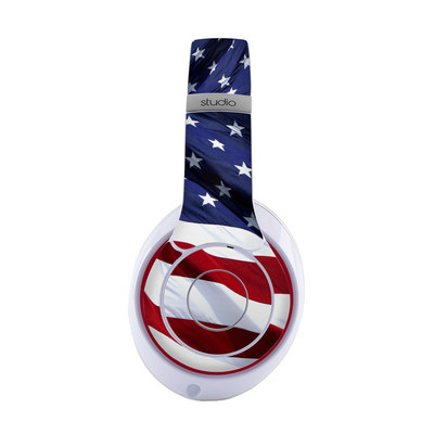 Beats by Dre Studio 2013 Skin - Patriotic