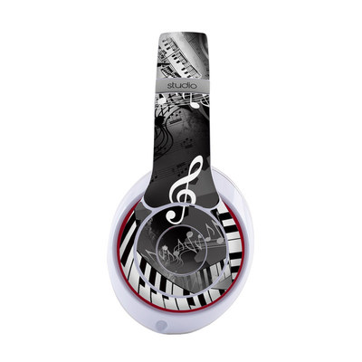Beats by Dre Studio 2013 Skin - Piano Pizazz
