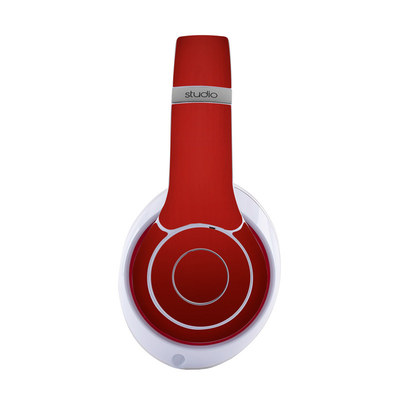 Beats by Dre Studio 2013 Skin - Red Burst