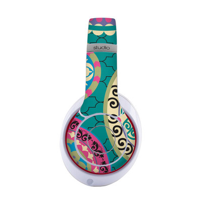 Beats by Dre Studio 2013 Skin - Silk Road