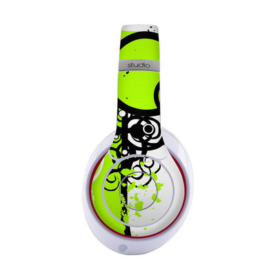 Beats by Dre Studio 2013 Skin - Simply Green