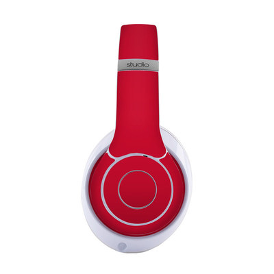 Beats by Dre Studio 2013 Skin - Solid State Red