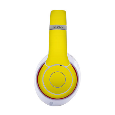 Beats by Dre Studio 2013 Skin - Solid State Yellow
