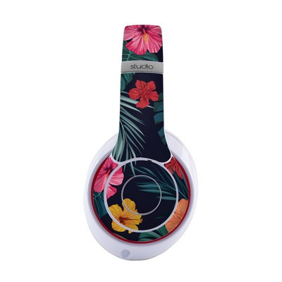 Beats by Dre Studio 2013 Skin - Tropical Hibiscus