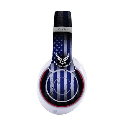 Beats by Dre Studio 2013 Skin - USAF Flag