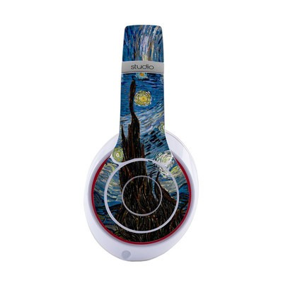 Beats by Dre Studio 2013 Skin - Starry Night