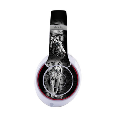 Beats by Dre Studio 2013 Skin - White Tiger