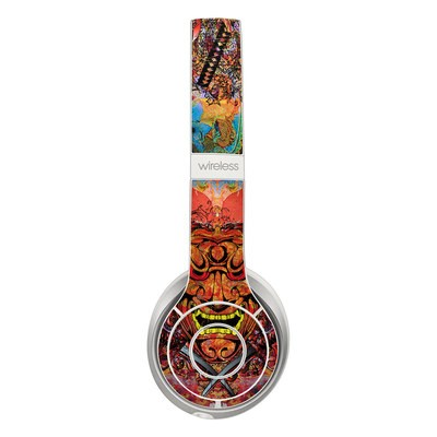 Beats Solo 2 Wireless Skin - Asian Crest