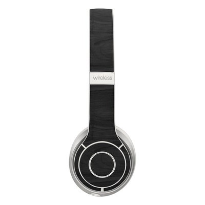 Beats Solo 2 Wireless Skin - Black Woodgrain