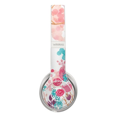 Beats Solo 2 Wireless Skin - Blush Blossoms