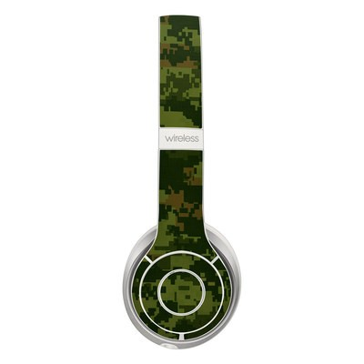 Beats Solo 2 Wireless Skin - CAD Camo
