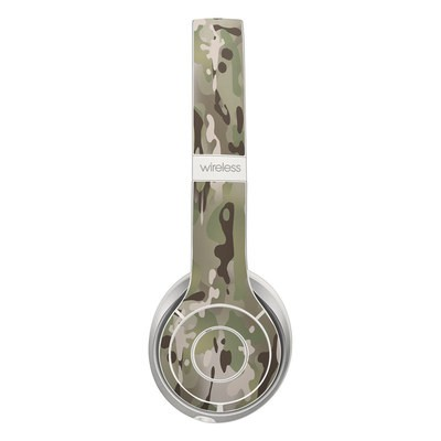 Beats Solo 2 Wireless Skin - FC Camo