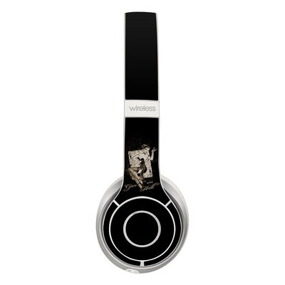 Beats Solo 2 Wireless Skin - Give Em Hell