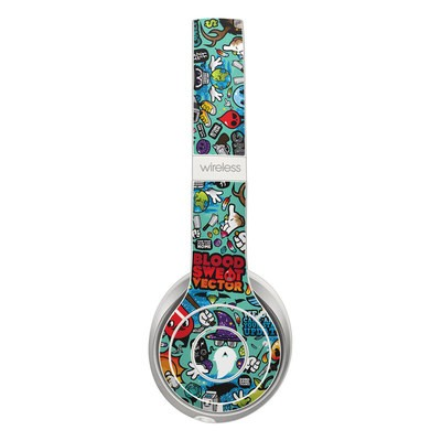 Beats Solo 2 Wireless Skin - Jewel Thief