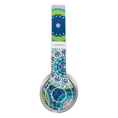 Beats Solo 2 Wireless Skin - Medallions