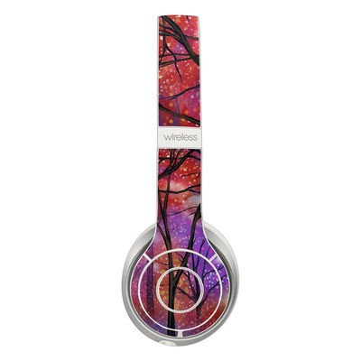 Beats Solo 2 Wireless Skin - Moon Meadow