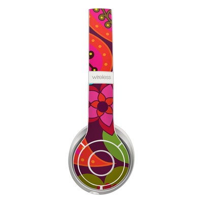 Beats Solo 2 Wireless Skin - Raj