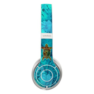Beats Solo 2 Wireless Skin - Sacred Honu