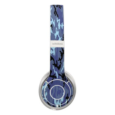 Beats Solo 2 Wireless Skin - Sky Camo