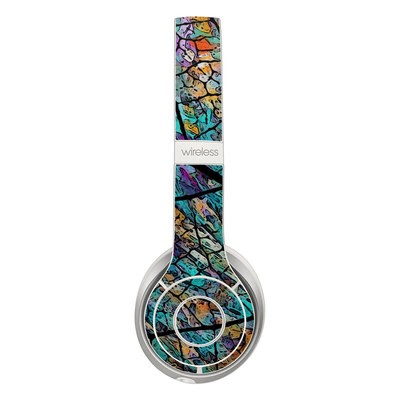 Beats Solo 2 Wireless Skin - Stained Aspen