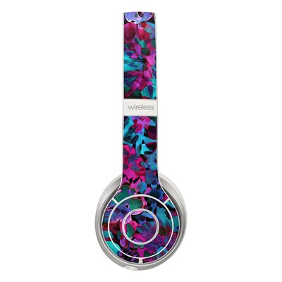 Beats Solo 2 Wireless Skin - Summer Tropics