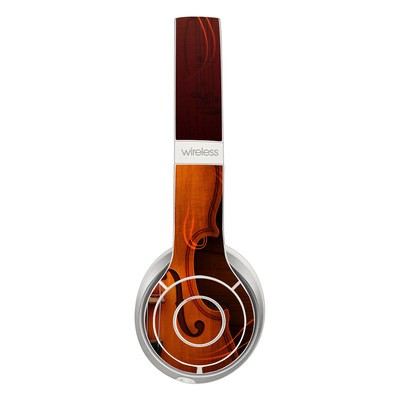 Beats Solo 2 Wireless Skin - Violin