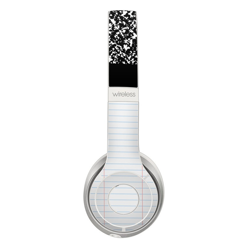Beats Solo 2 Wireless Skin - Composition Notebook