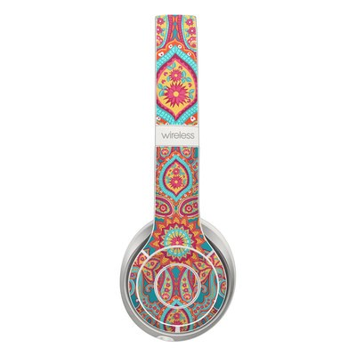 Beats Solo 3 Wireless Skin - Carnival Paisley