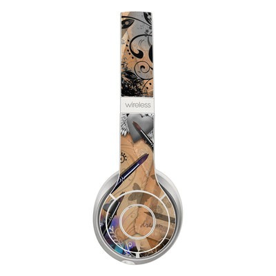 Beats Solo 3 Wireless Skin - Dream Flowers