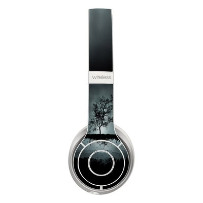 Beats Solo 3 Wireless Skin - Flying Tree Black