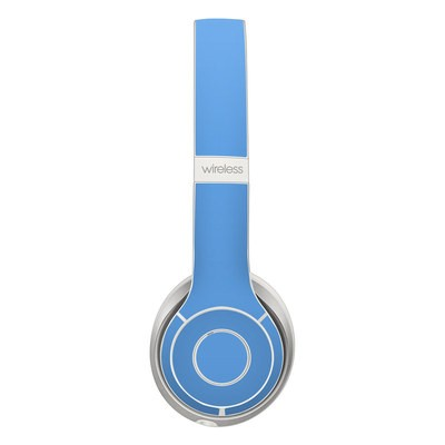 Beats Solo 3 Wireless Skin - Solid State Blue