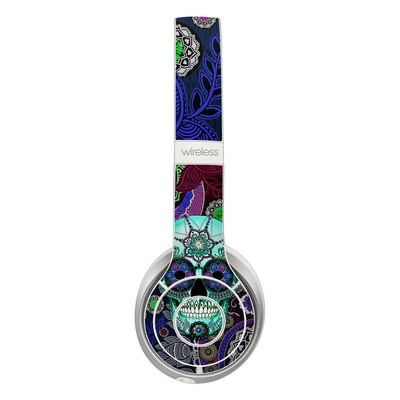 Beats Solo 3 Wireless Skin - Sugar Skull Sombrero