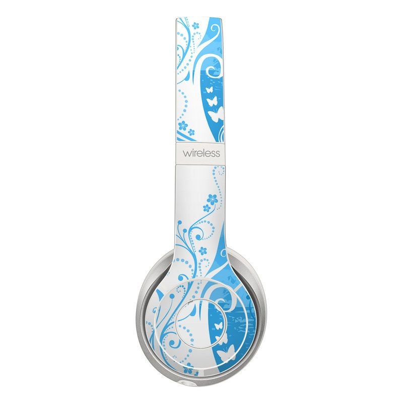 Beats Solo 3 Wireless Skin - Blue Crush  cde9fbb63