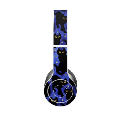 Beats Solo HD Skin - Cat Silhouettes