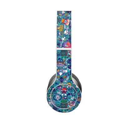 Beats Solo HD Skin - Cosmic Ray