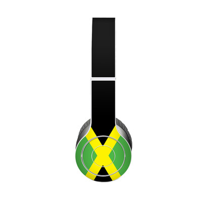 Beats Solo HD Skin - Jamaican Flag