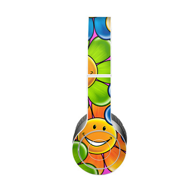 Beats Solo HD Skin - Happy Daisies