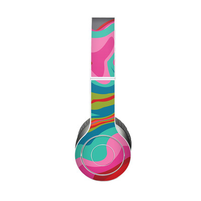 Beats Solo HD Skin - Marble Bright