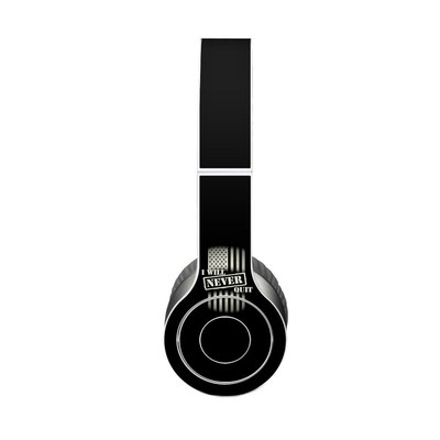 Beats Solo HD Skin - Never Quit