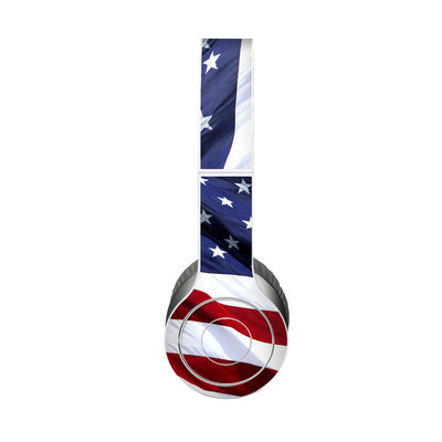 Beats Solo HD Skin - Patriotic