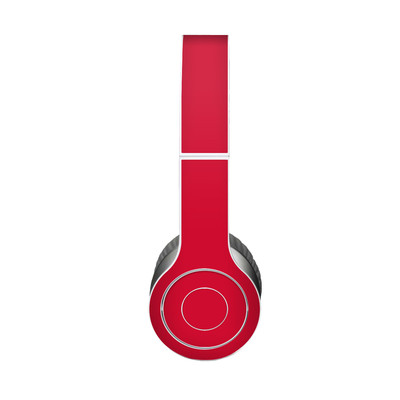 Beats Solo HD Skin - Solid State Red