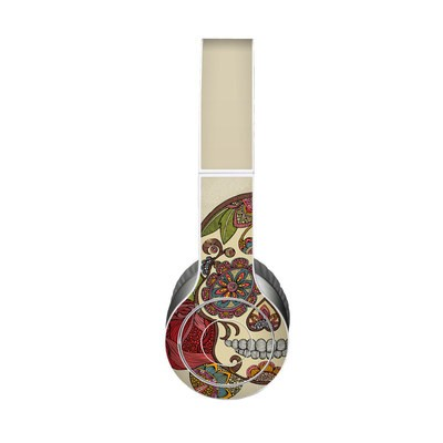 Beats Solo HD Skin - Sugar Skull