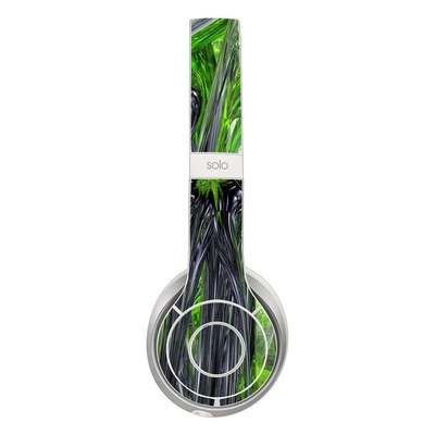 Beats Solo 2 Skin - Emerald Abstract