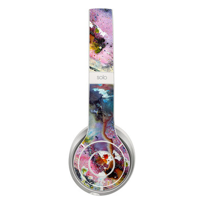Beats Solo 2 Skin - Cosmic Flower