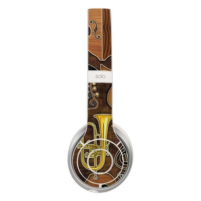 Beats Solo 2 Skin - Music Elements