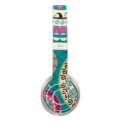 Beats Solo 2 Skin - Silk Road