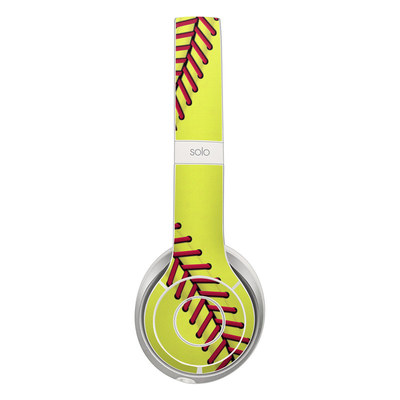 Beats Solo 2 Skin - Softball
