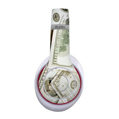 Beats Studio Wireless Skin - Benjamins
